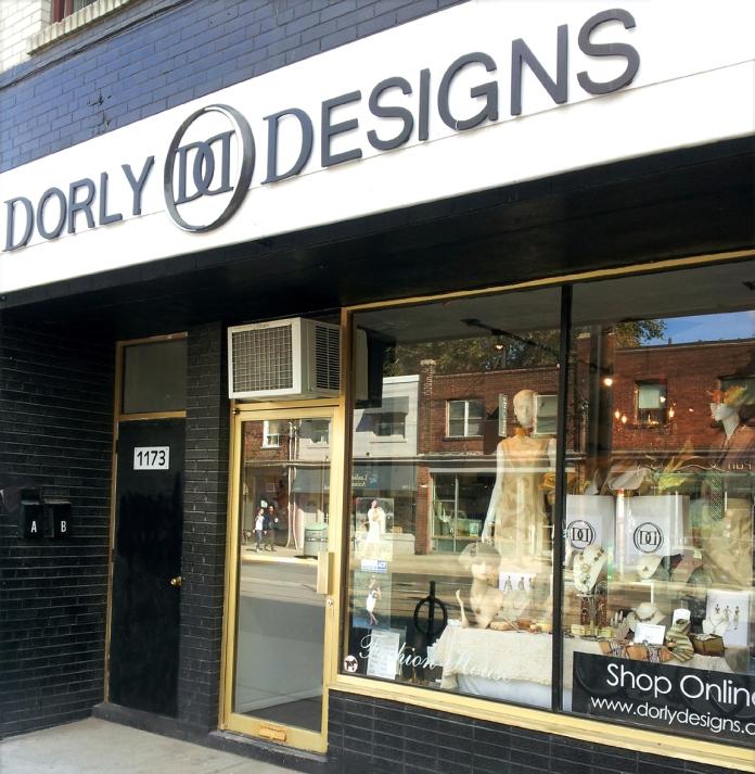 Dorly Designs' Window