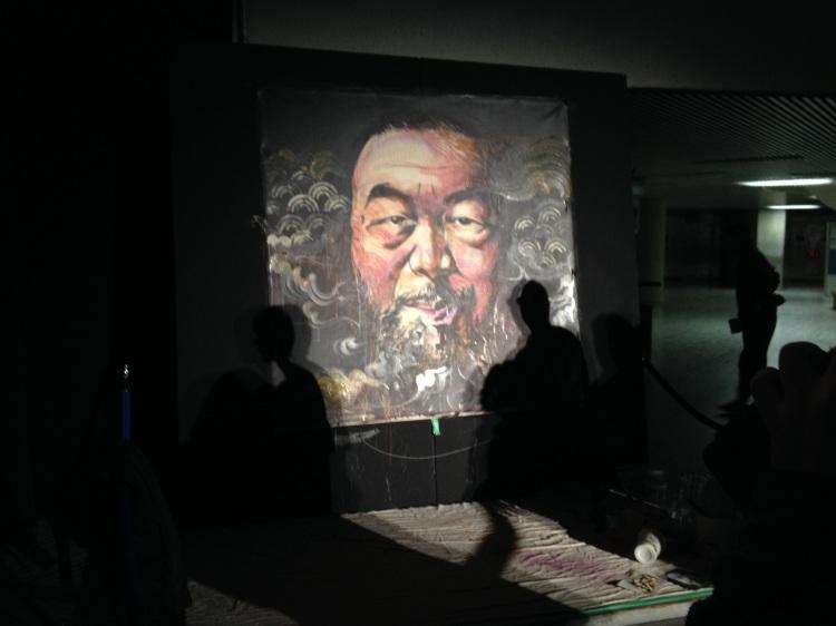AiWeiwei-Painting