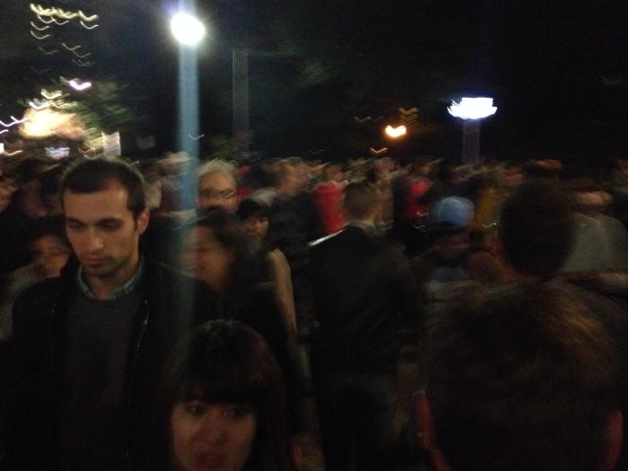 NB Crowd