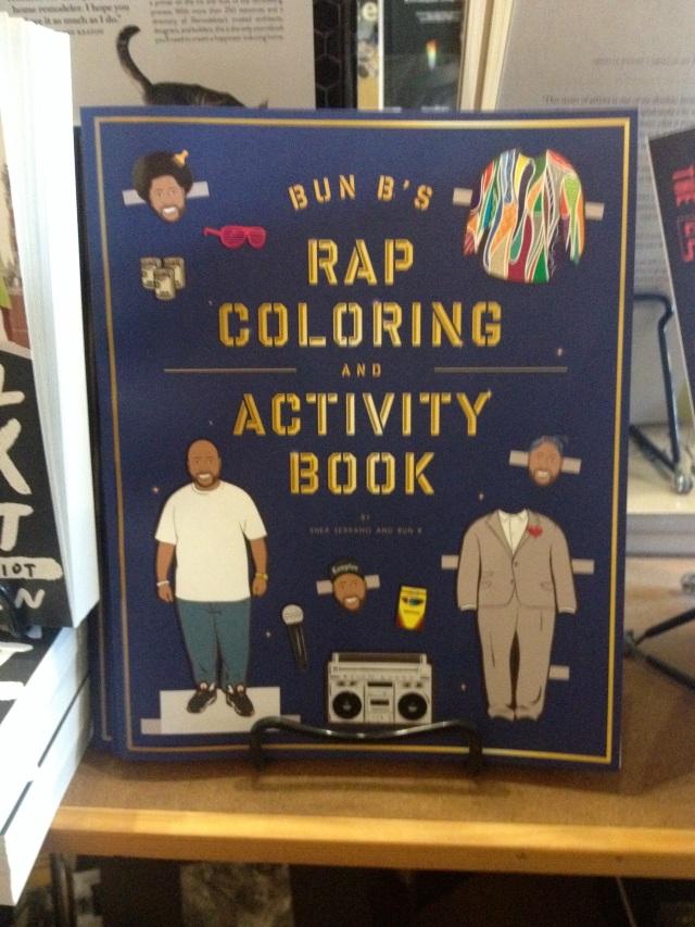 RapColoringBook