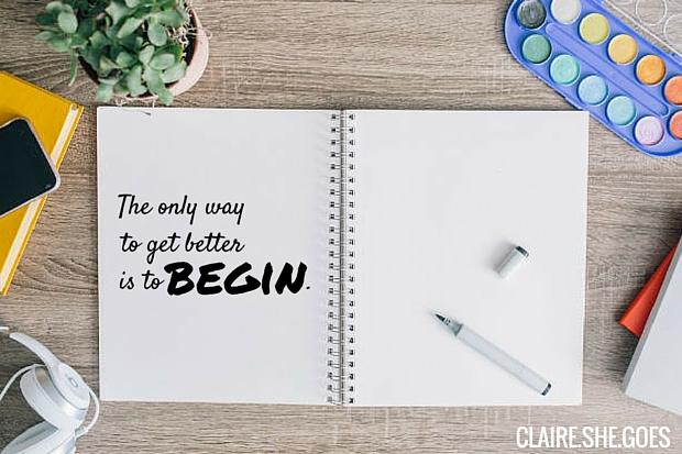 Begin - 2