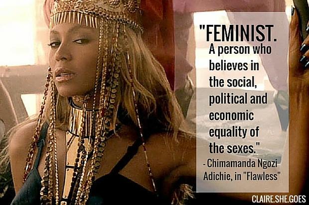 BeyFeminism