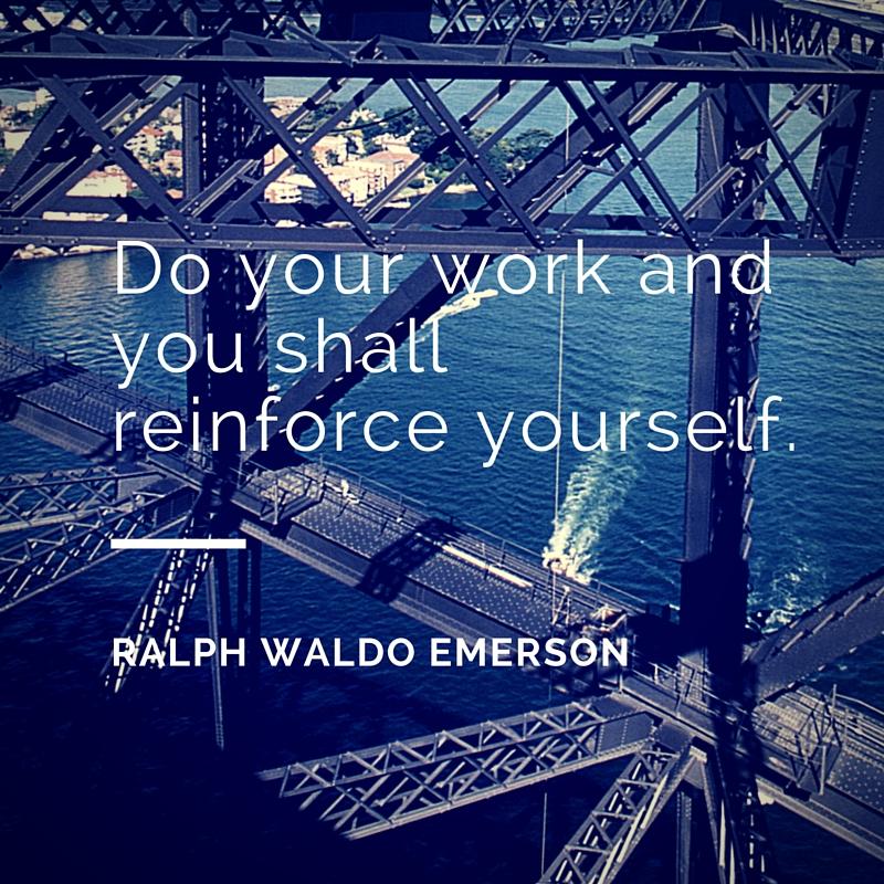 Do your work - Bridge